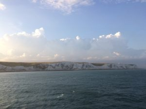 UK-Reise: White Cliffs of Dover